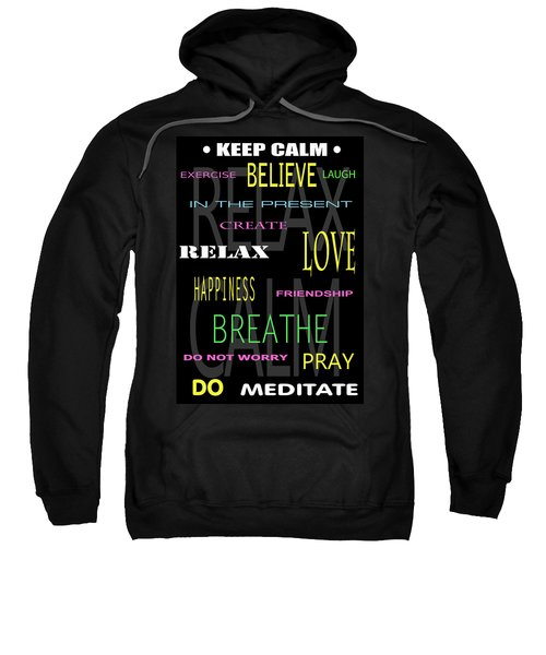 D I Y Anxiety Therapy Sweatshirt