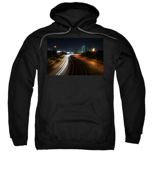 Dallas Night Light Sweatshirt