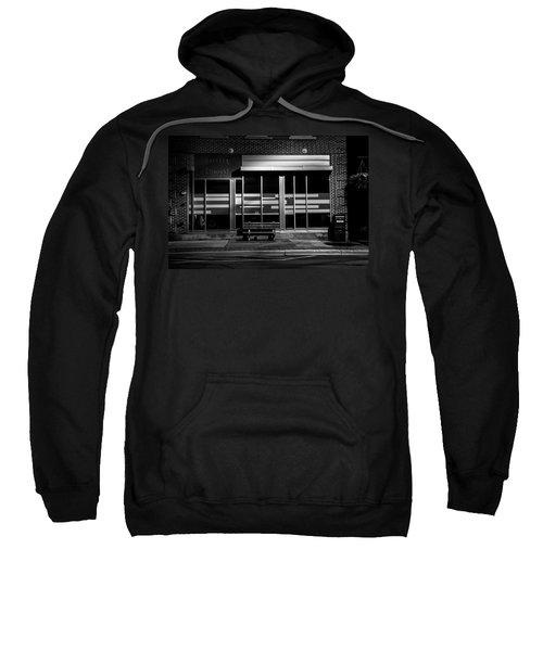 Daly Tea Company At Night Sweatshirt