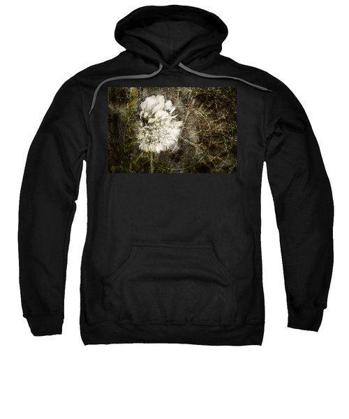 Dandelions Don't Care About The Time Sweatshirt