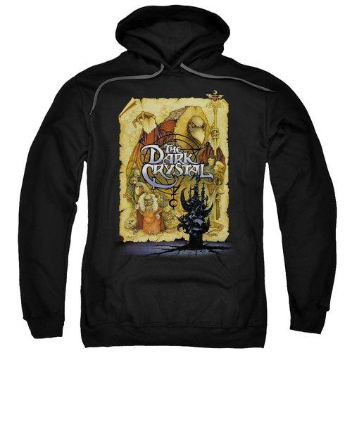 Dark Crystal - Poster Sweatshirt