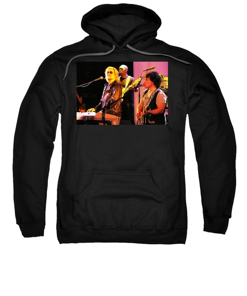 Daryl Hall And Oates In Concert Sweatshirt