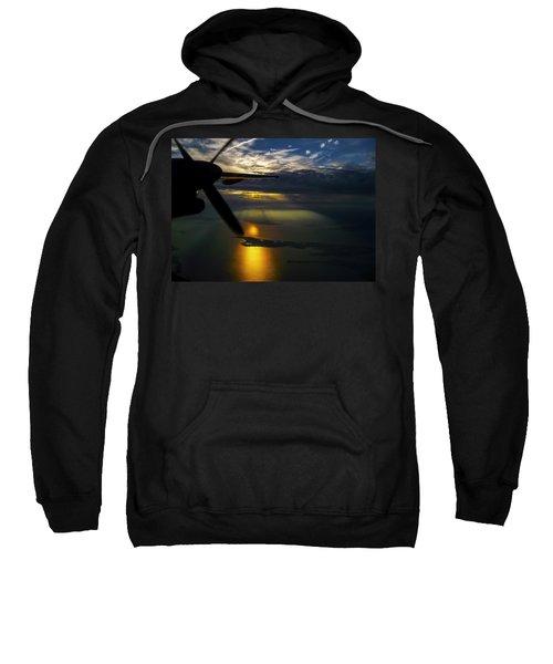 Dash Of Sunset Sweatshirt