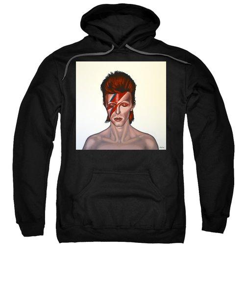 David Bowie Aladdin Sane Sweatshirt