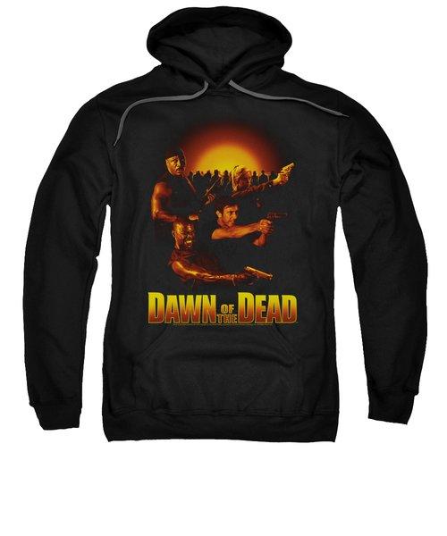 Dawn Of The Dead - Dawn Collage Sweatshirt