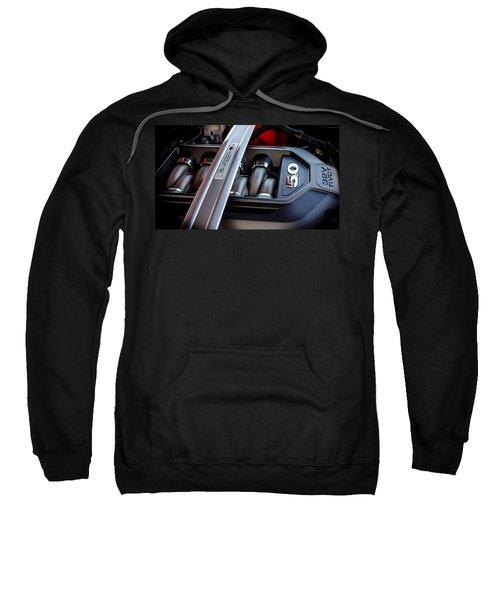 Daytona 500 Pace Car Edition Ford Mustang Sweatshirt