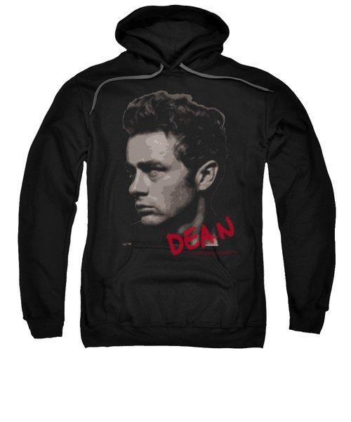 Dean - Large Halftones Sweatshirt by Brand A
