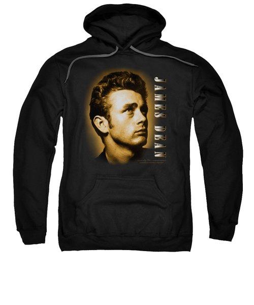 Dean - Sepia Portrait Sweatshirt by Brand A