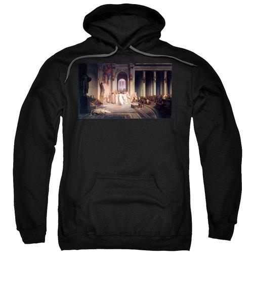 Death Of Caesar Sweatshirt
