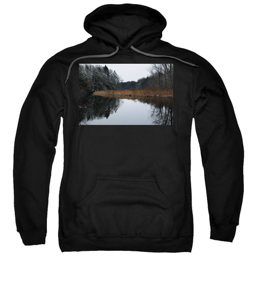 December Landscape Sweatshirt