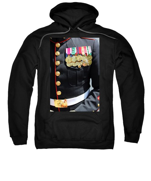 Decked Out In Courage Sweatshirt