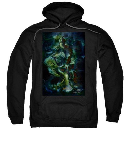 Deep Sea Within Sweatshirt