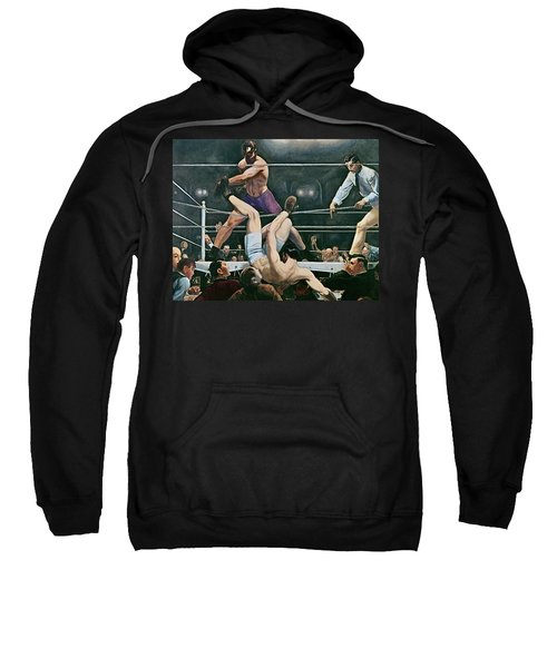Dempsey V Firpo In New York City Sweatshirt
