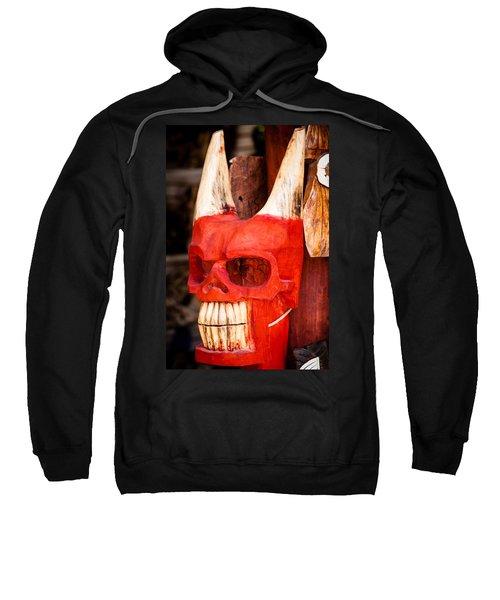 Devil In The Details Sweatshirt