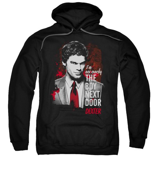 Dexter - Boy Next Door Sweatshirt