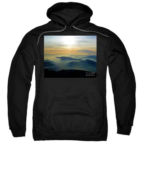 Didn't Have To Die To Go To Heaven Sweatshirt