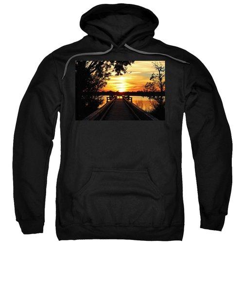 Disappearing Sun  Sweatshirt