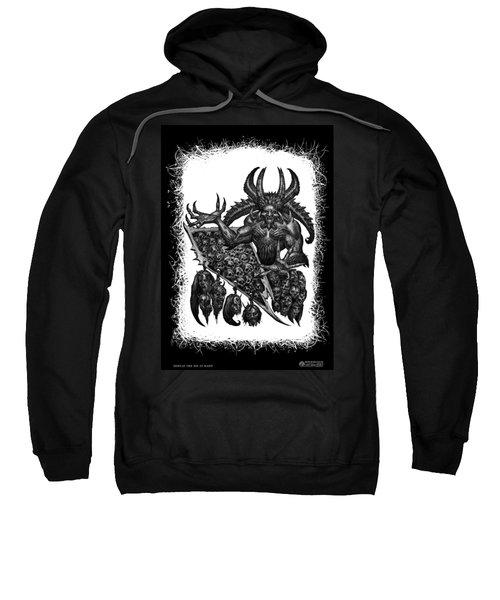 Display The Sins At Hand Sweatshirt