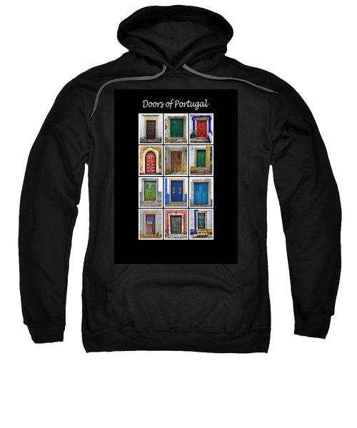 Doors Of Portugal Sweatshirt
