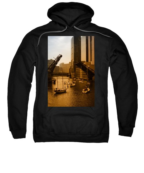 Downtown Chicago Sweatshirt