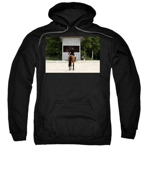 Dressage Salute Sweatshirt