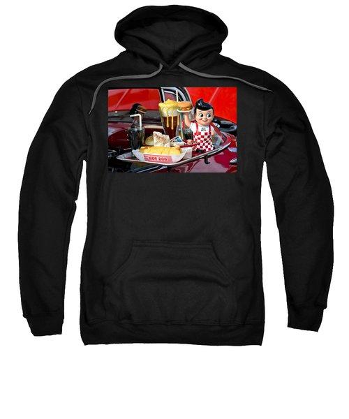 Drive-in Food Classic Sweatshirt
