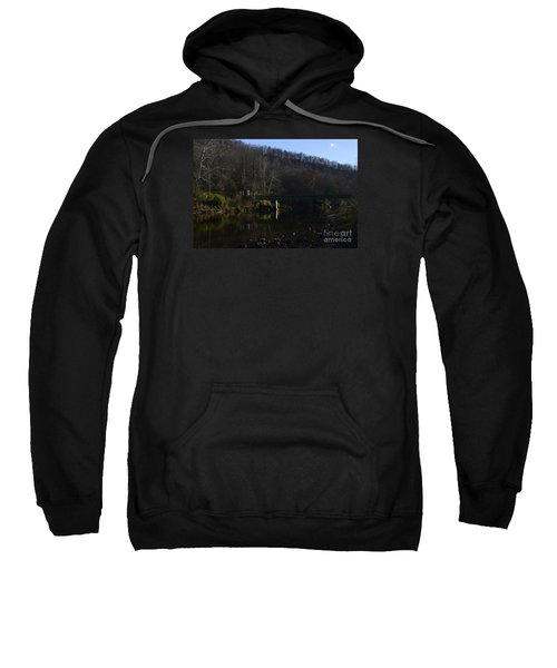 Dry Fork At Jenningston Sweatshirt