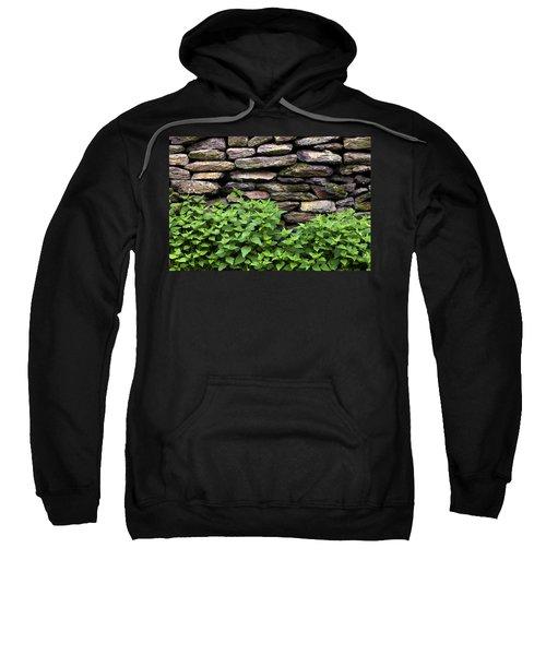 Dry Stone Wall  Sweatshirt
