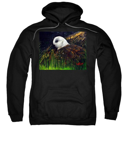 Duck At Dusk Sweatshirt