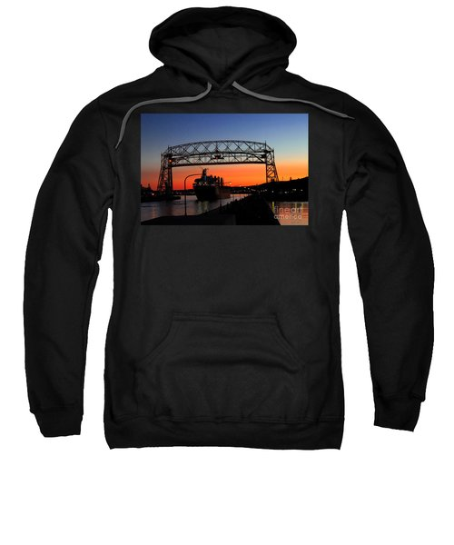 Duluth Bridge Sweatshirt
