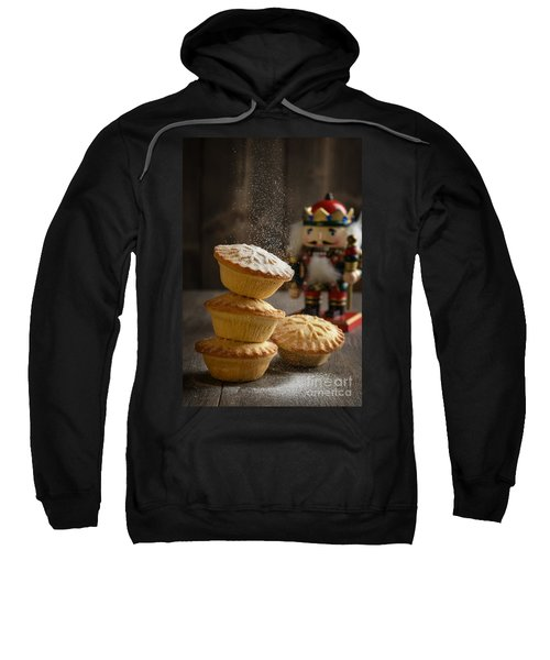 Dusting Mince Pies Sweatshirt