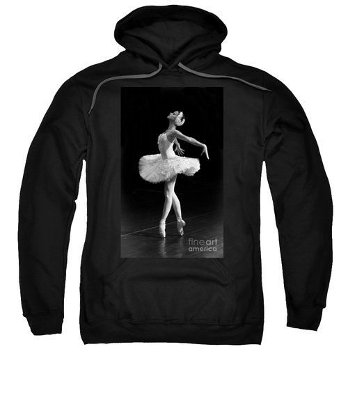Dying Swan I. Sweatshirt