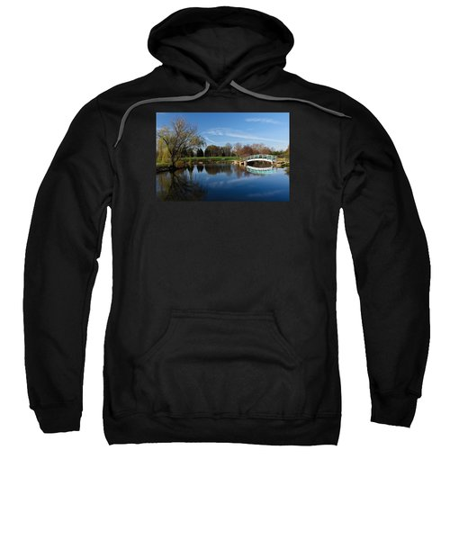 Early Morning Retreat Sweatshirt
