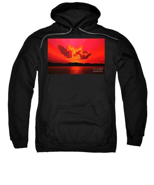 Earth Sunset Sweatshirt