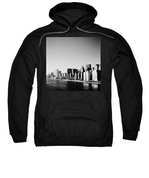 East River New York Sweatshirt
