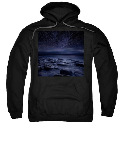 Echoes Of The Unknown Sweatshirt