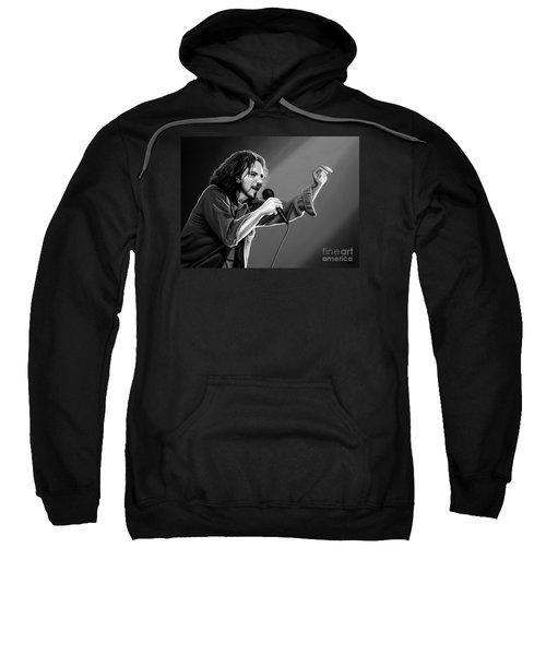 Eddie Vedder  Sweatshirt by Meijering Manupix