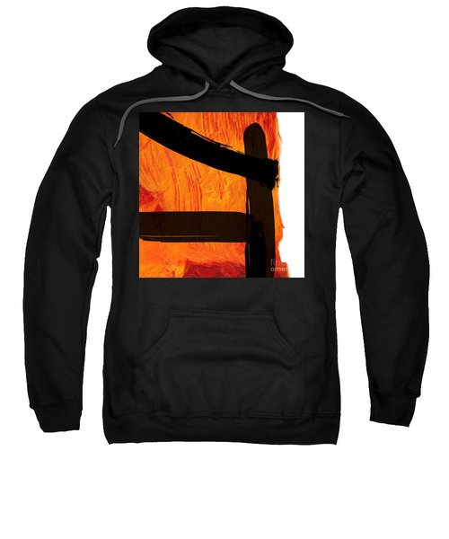 Edge IIi Right Triptych Sweatshirt