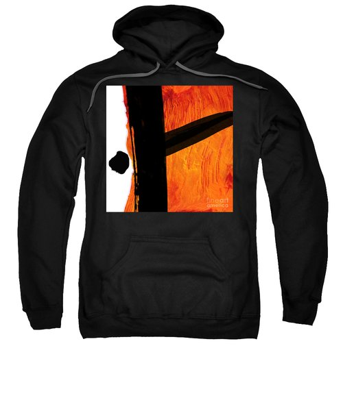Edge I Left Triptych Sweatshirt