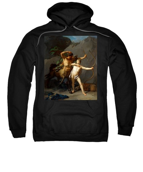 Education Of Achilles Sweatshirt