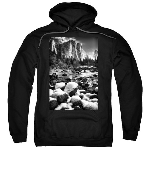 El Cap And Snow Sweatshirt