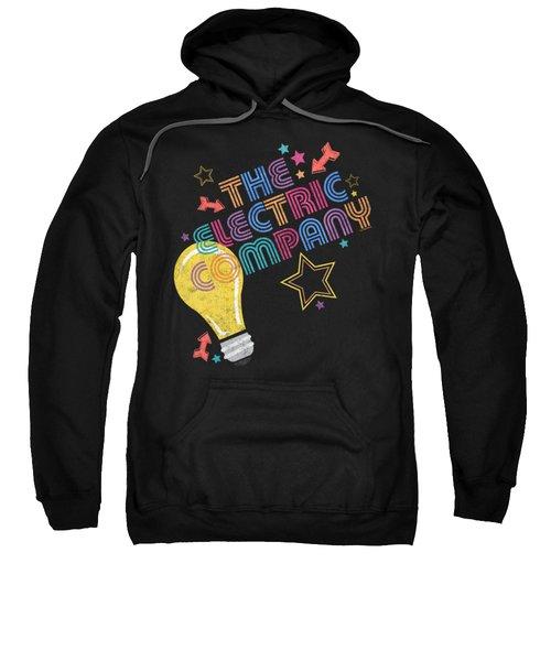 Electric Company - Electric Light Sweatshirt