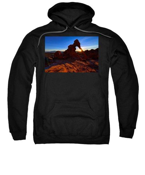 Elephant Sunrise Sweatshirt