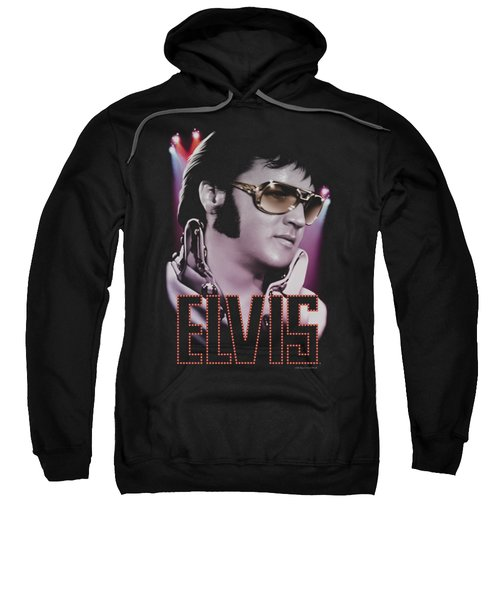 Elvis - 70's Star Sweatshirt by Brand A