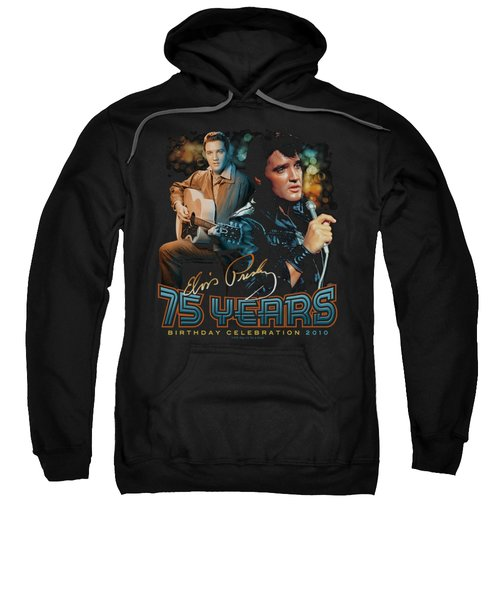 Elvis - 75 Years Sweatshirt by Brand A