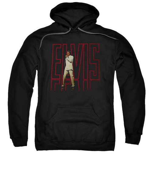 Elvis - Elvis 68 Album Sweatshirt by Brand A