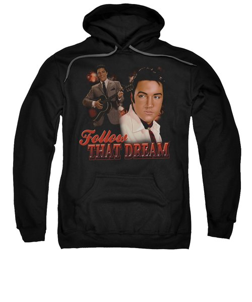 Elvis - Follow That Dream Sweatshirt by Brand A