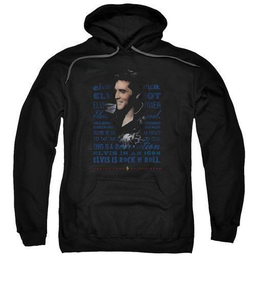 Elvis - Icon Sweatshirt by Brand A