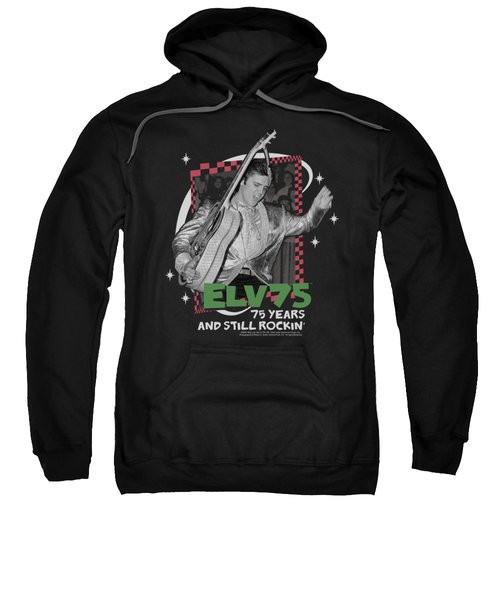 Elvis - Still Rockin Sweatshirt by Brand A