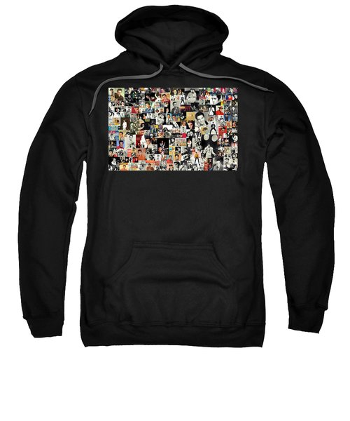 Elvis The King Sweatshirt